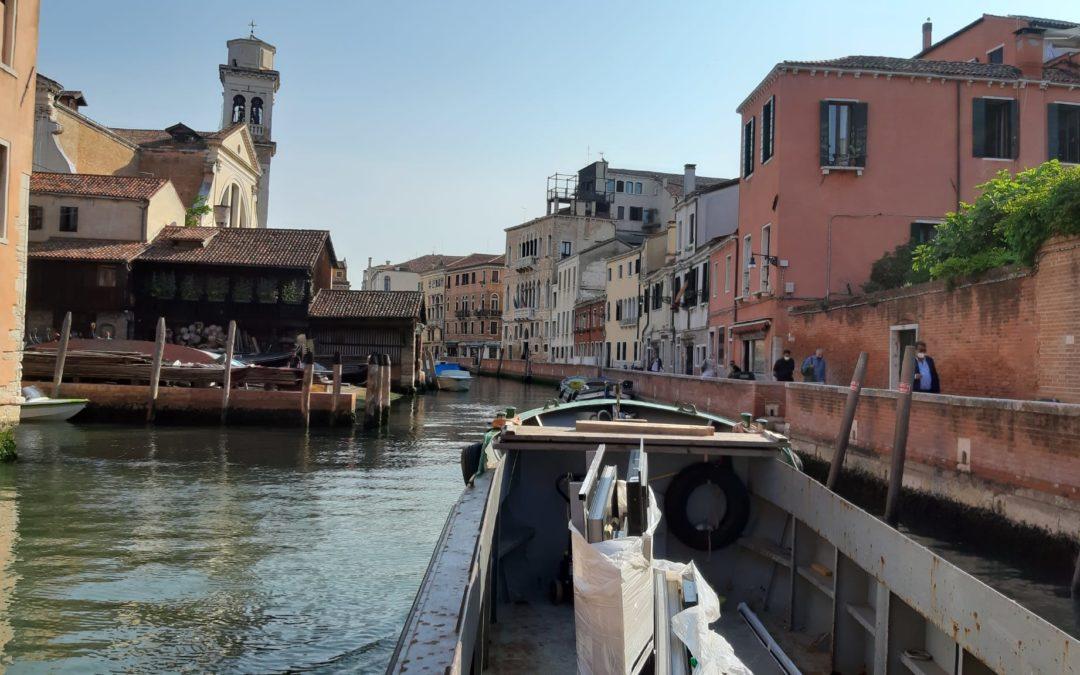 Sostituzione e nuova installazione finestre a Venezia